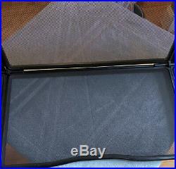 00-06 BMW 325Ci 330Ci M3 Convertible Wind Deflector Windscreen 7037729 OEM+case