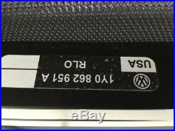 1Y0862951A Windschott VW New Beetle Cabriolet (1Y) 1.9 TDI 77 kW 105 PS 07.2