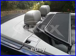 Airax Wind Deflector & Bag BMW E46 Year 2000 2007 with Quick Release