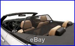 BMW 1 convertible wind deflector 128i, 135i (2007 to 2014)