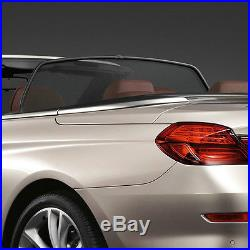 BMW 2012-2017 6 Series 640i 650i 650iX Convertible Wind Deflector 54347246090