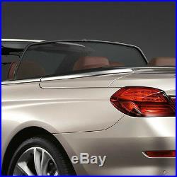 BMW 2012-2018 6 Series 640i 650i 650iX Convertible Wind Deflector 54347246090