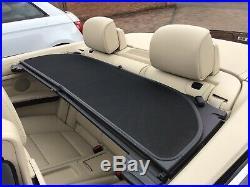 BMW 3SERIES CONVERTIBLE WIND DEFLECTOR (E93 Model)