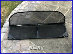 BMW 3 Series E93 Convertible Wind Deflector with case