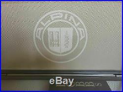 BMW 3 Series Wind Deflector (e46) ALPINA LTD EDITION SUPERB CONDITION
