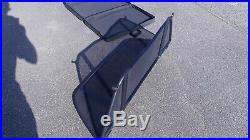 BMW 3 series 2001 E46 Wind Deflector