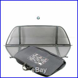 BMW 3er E46 Orignal Cabrio Windschutz Trenngitter inkl Tasche 54317037729 NEU
