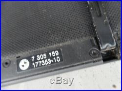 BMW 4 SERIES F33 F83 Wind deflector 7305159