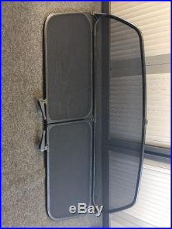 BMW 6 Series (e64) Wind Deflector & Bag GENUINE BMW PART SUPERB CONDITION