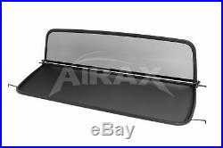 BMW E36 Bj. 1993 1999 Wind Deflector with Quick Release