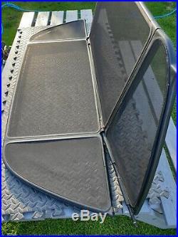 BMW E46 M3 Wind Deflector