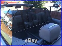BMW E46 convertible wind deflector Ltd Edition Bmw Writing