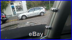 BMW E85 Z4 Windschott Windabweiser Echtglas ESG H Sicherheitsglas NEU