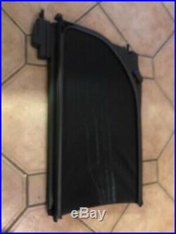 BMW E92 E93 Wind Deflector Convertible Wind Breaker 320 325 330 335 Black