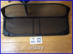 BMW Genuine 4 SERIES Wind Deflector F33 F83 M4 convertible 54347305159 (Ref 7)