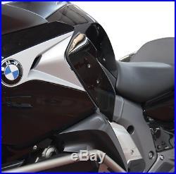 BMW K1600GT (2017-) Windabweiser, wind deflector, Beinschutz, leg protector