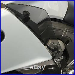 BMW K1600GT+GTL Windabweiser, wind deflector, Beinschutz, leg protector- LANG