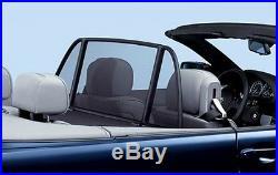 BMW OEM 2000-2006 323Ci, 325Ci, 330Ci, M3 Convertible Wind Deflector 54317037729