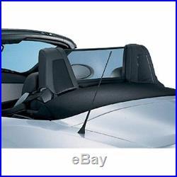 BMW OEM 2002-2008 Z4 Roadster 2.5i, 3.0i, 3.0si, M3.2 Wind Deflector 54700150671