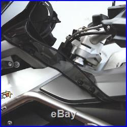 BMW R1200GS LC (-2016), Windabweiser, wind deflectors, deflécteur d'air, RAUCHGRAU