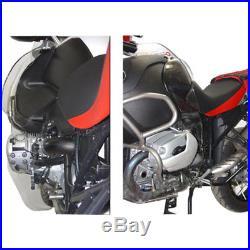 BMW R 1200 GS 2006-2008 Clear Motorcycle Legshields Wind Deflectors Pair R1200