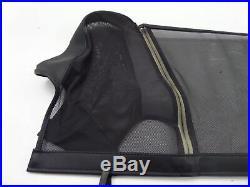 BMW Z3 Roll Bar Wind Deflector Net Trim E36/7 96-99 OEM