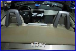 BMW Z4 02-08 E85 Convertible Windscreen Wind Deflector Windstop Windblocker B2W