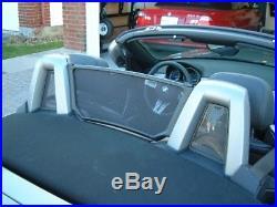 BMW Z4 02-08 E85 Convertible Windscreen Wind Deflector Windstop Windblocker OEM
