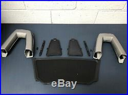 BMW Z4 E85 E86 2006-2009 Wind deflector / breaker full set complete