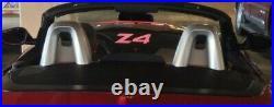 BMW Z4 E89 Illuminated Wind Deflector from'Windrestrictor