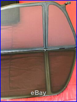 BMW e46 wind deflector for convertible 3 Series 7 037 729