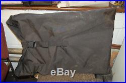 Bmw 330d E93 Convertible Wind Break / Deflector In Bag 2011 3 Series