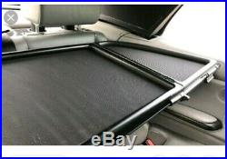Bmw E46 3 Series Wind Air Deflector, Wind Breaker With Bag, Genuine Part, In Vgc
