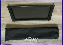 Bmw E89 Z4 Roadster 09 Present Years Oem Air Wind Deflector Screen Blocker