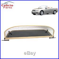 Cabrioparts beige Windschott BMW 3er E93 2006 2013