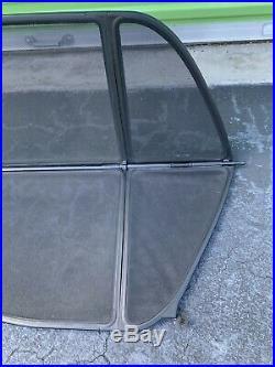 Convertible Wind Deflector GENUINE BMW 7 037 029 E46 3-Series 2000-06 330ci
