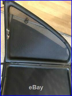 Genuine BMW 3 SERIES E46 Convertible Wind Deflector 1998-2007 Windschott