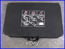 Genuine BMW 3 SERIES E46 Convertible Wind Deflector (1998-2007) incl Storage Bag