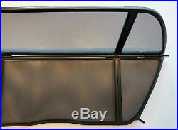Genuine BMW 3 SERIES E46 Convertible Wind Deflector Windschott & bag 1998-2007