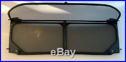 Genuine BMW 3 Series E93 Convertible Wind Deflector Windschott & Bag 2007-2014
