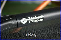 Genuine BMW 428 435 M4 4 series Convertible Windscreen wind deflector 14-17 OEM