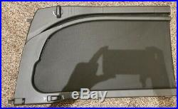 Genuine BMW 4 Series F33 F83 420d M4 Convertible Wind Deflector Immaculate