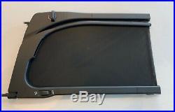 Genuine BMW 4 Series F33 F88 M4 Convertible Wind Deflector Windschott