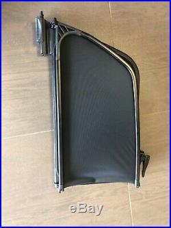 Genuine BMW 6 Series (E64) Convertible Wind Deflector 2004-2011 & Bag
