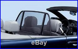 Genuine BMW Convertible Screen Wind Deflector E46 3-Series 54317037729