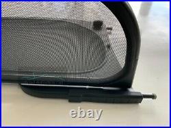 Genuine BMW Mini Convertible R52 & R57 Wind Deflector Windschott & Bag