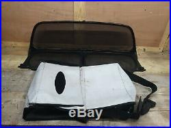 Genuine BMW Mini Convertible R52 to R57 Wind Deflector With Bag 7164868