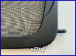 Genuine BMW Mini F57 Convertible 2016-2020 Wind Deflector & Bag New shape Immac