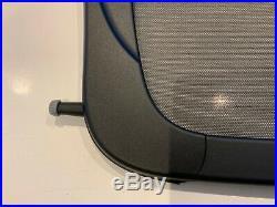 Genuine BMW Mini F57 Convertible Wind Deflector / Windschott & bag NEW SHAPE