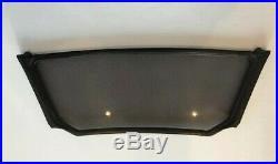 Genuine BMW Z4 E85 Wind Deflector Windschott Convertible Immaculate condition